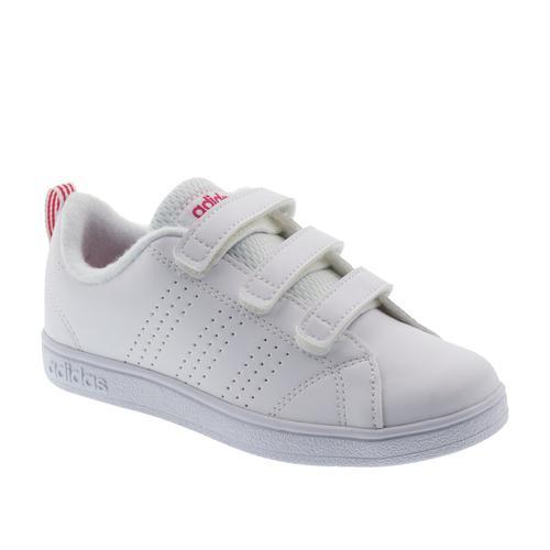 adidas VS Advantage CL CMF Çocuk Beyaz Spor Ayakkabı (BB9978)
