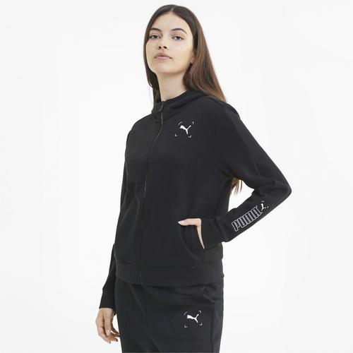 Puma Nu-tility Full Kadın Siyah Ceket (583549-01)