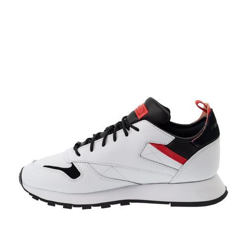 Reebok Classic Leather Erkek Beyaz Spor Ayakkabı (FV3204)