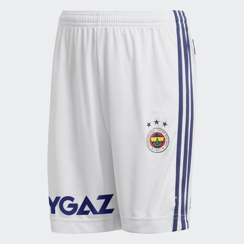 adidas Fenerbahçe Çocuk Beyaz İç Saha Şortu (GD3741)