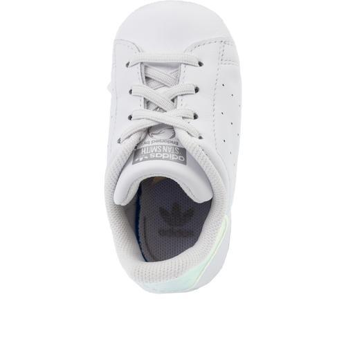 adidas Stan Smith Bebek Beyaz İlk Adım Ayakkabısı (CG6543)