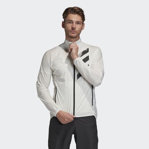 adidas Terrex Agravic Erkek Beyaz Rüzgarlık (FJ9461)