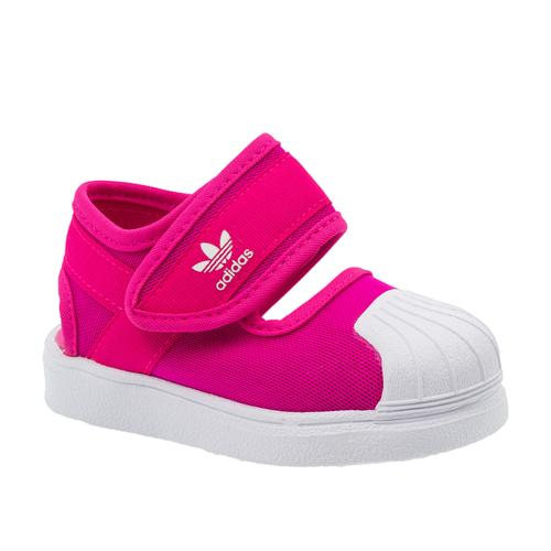 adidas Superstar 360 Çocuk Pembe Sandalet (EG5712)