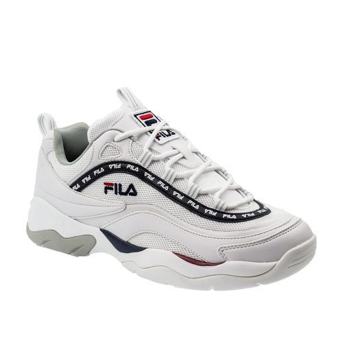 Fila Ray Mesh Erkek Beyaz Spor Ayakkabı (1010921-92E)