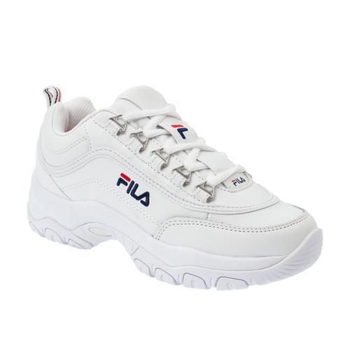 Fila Strada Low Kadın Beyaz Spor Ayakkabı (1010560-1FG)