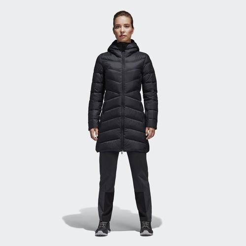 adidas Climawarm NUVIC Kadın Siyah Mont (BS0985)