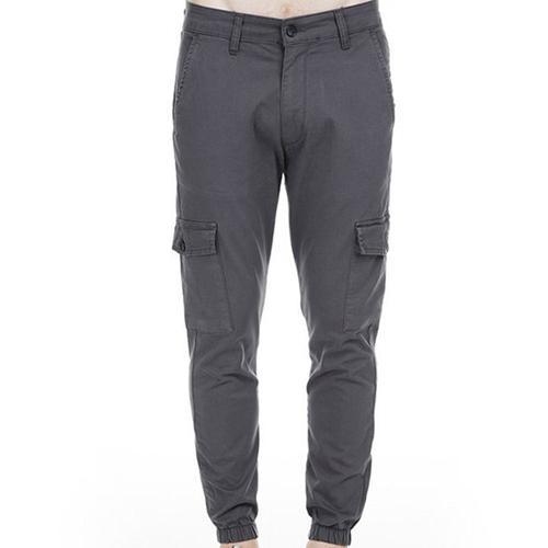 Five Pocket Jordan Erkek Gri Pantolon (7204-U6353)