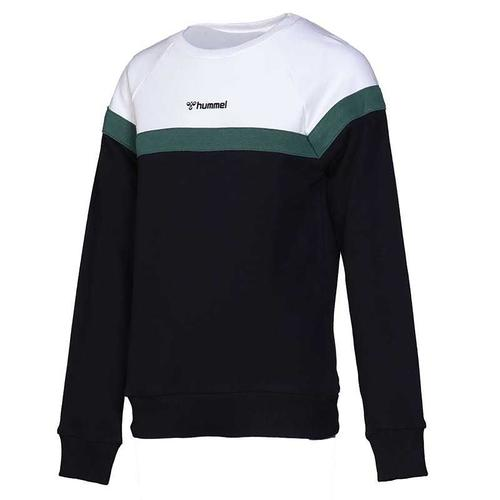 Hummel Colin Çocuk Siyah Sweatshirt (921025-2001)
