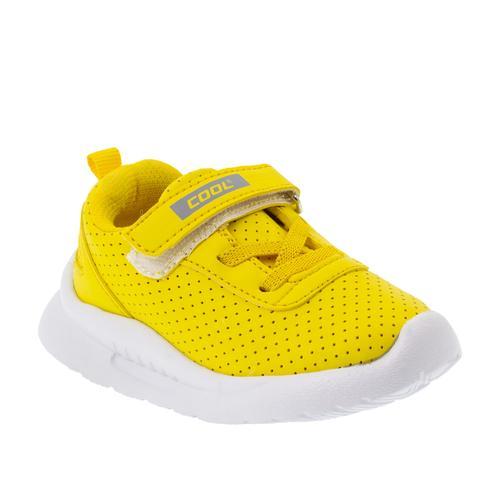 Cool Bebek Sarı Spor Ayakkabı (20S20-SAR)