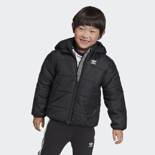 adidas Originals Çocuk Siyah Mont (ED7735)
