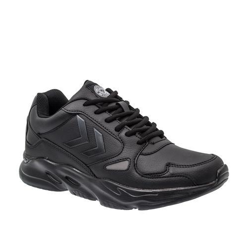 Hummel Hmlyork II Sneaker Erkek Siyah Spor Ayakkabı (206249-2001)
