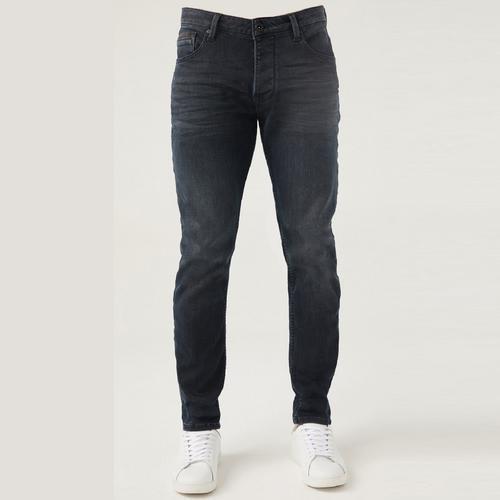 Five Pocket Erkek Gri Jean Pantolon (7287-U867)