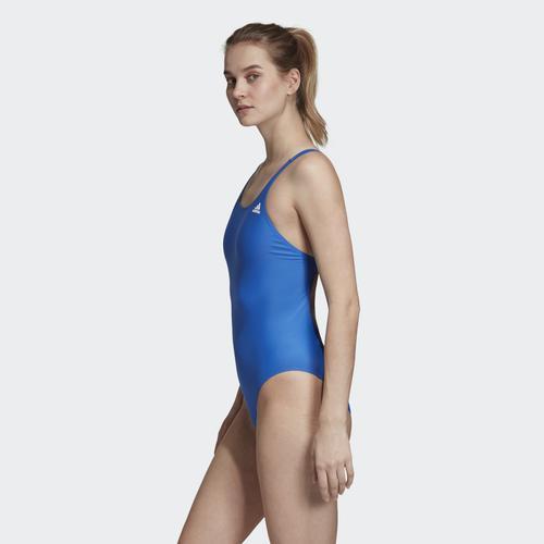 adidas Athly V Solid Kadın Mavi Mayo (DY5903)