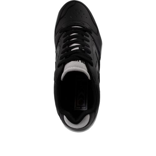 Hummel Power Play Erkek Siyah Spor Ayakkabı (208702-2001)