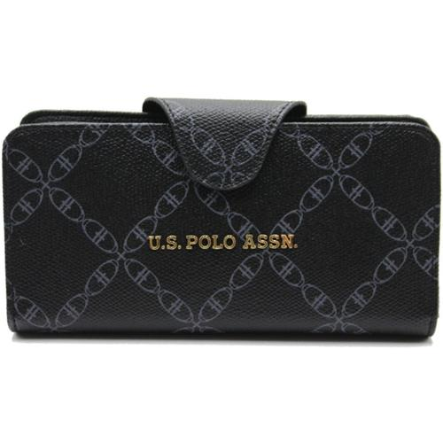 U.S. Polo Assn. Kadın Siyah Cüzdan (USC19924-481)
