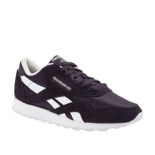 Reebok Classic Nylon Kadın Mor Koşu Ayakkabısı (FW2552)
