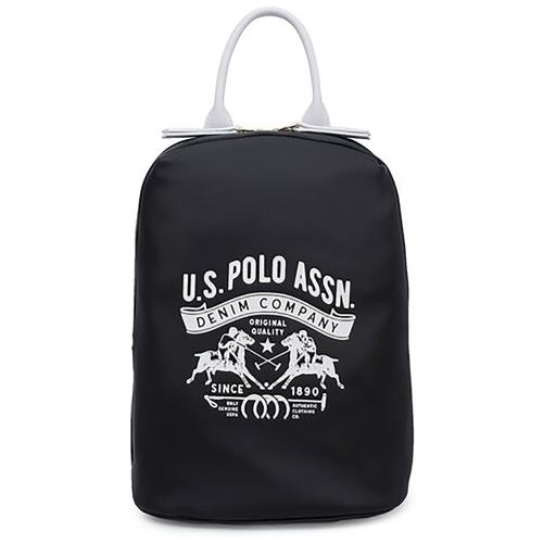 U.S. Polo Assn. Kadın Siyah Sırt Çantası (US20107-00128)