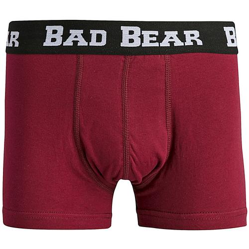 Bad Bear Solid Uw Erkek Bordo Boxer (18.01.03.019.MN)