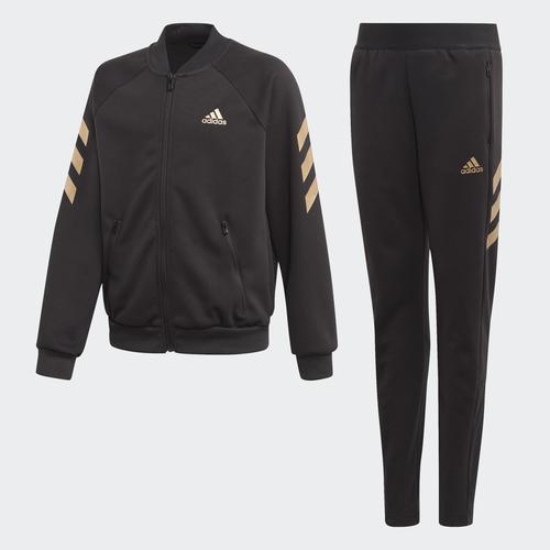 adidas XFG Çocuk Siyah Eşofman Takımı (GE0716)