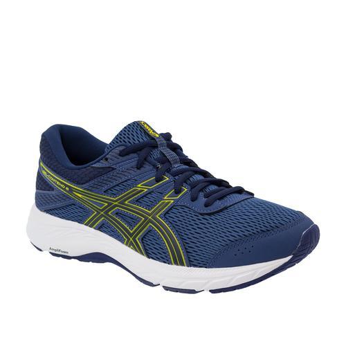 Asics Gel Contend 6 Erkek Lacivert Koşu Ayakkabısı (1011A667-400)