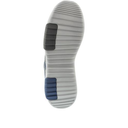 adidas Cloudfoam Racer TR K Mavi Koşu Ayakkabısı (DB1862)