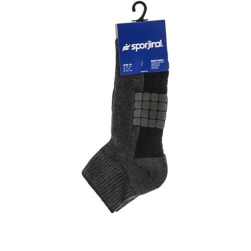 Sporjinal Cevreb Erkek Gri Soket Çorap (2405)