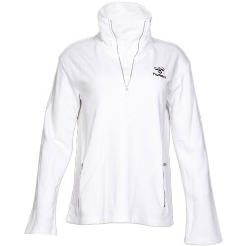 Hummel Belda Kadın Beyaz Sweatshirt (920633-9003)