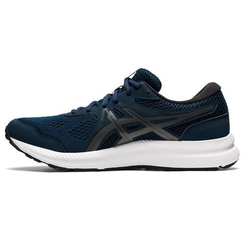Asics Gel Contend 7 Erkek Lacivert Koşu Ayakkabısı (1011B040-400)