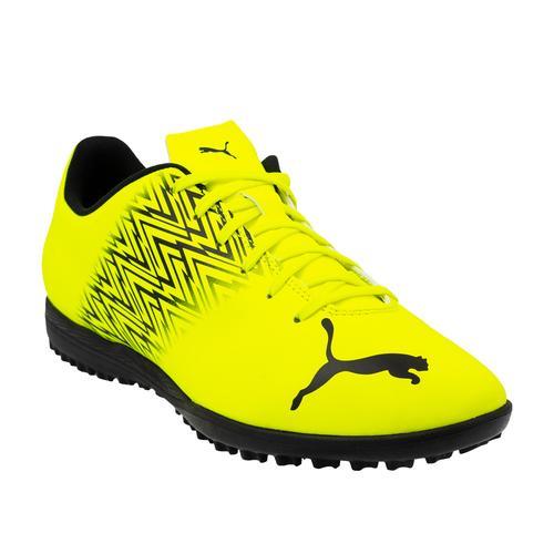 Puma Tacto Turf Erkek Sarı Halı Saha Ayakkabısı (106308-01)