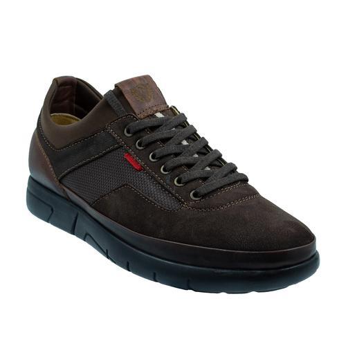 Dr. Soft Comfortable Merdane Erkek Kahverengi Spor Ayakkabı (M-030206)