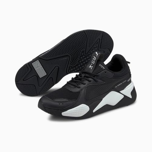 Puma Rs-x Pop Erkek Siyah Spor Ayakkabı (380461-02)