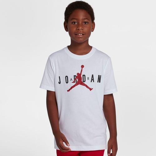 Nike Jordan Brand Tee 5 Çocuk Beyaz Tişört (955175-001)