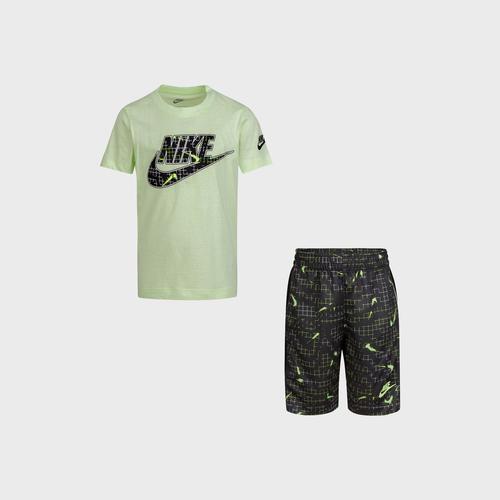Nike Glow Çocuk Yeşil Takım (76H682-023)