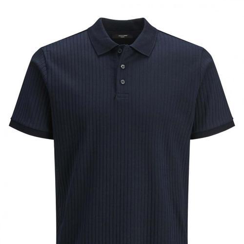 Jack & Jones Premium Erkek Lacivert Tişört (12185775-NNY)
