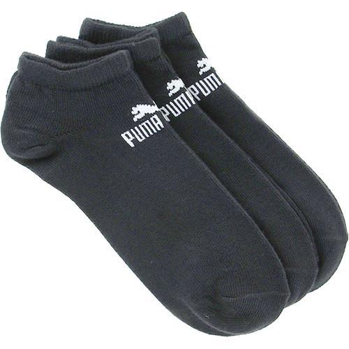 Puma Sneaker V Siyah 3'lü Spor Çorap (887497-01)