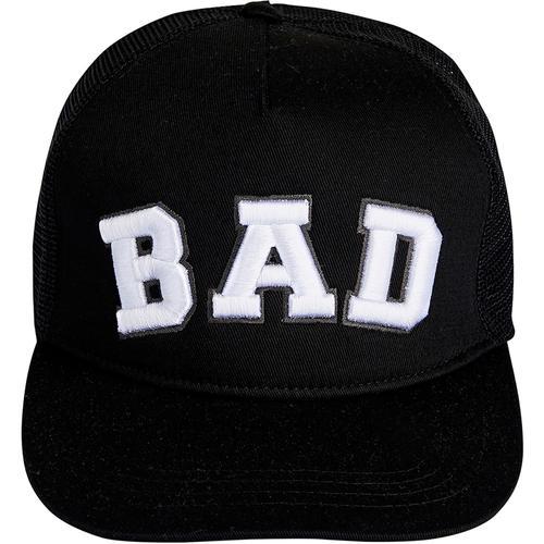 Bad Bear Base Erkek Siyah Şapka (20.02.01.016.NT)