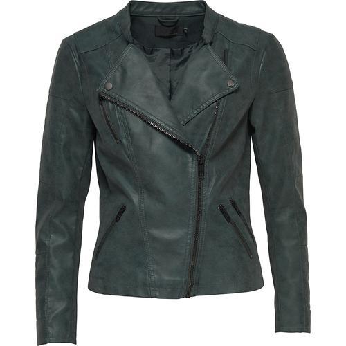 Only Ava Faux Kadın Siyah Ceket (15102997-B)