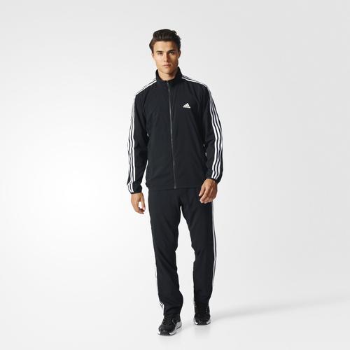 adidas Woven Light Erkek Siyah Eşofman Takımı (BK4103)