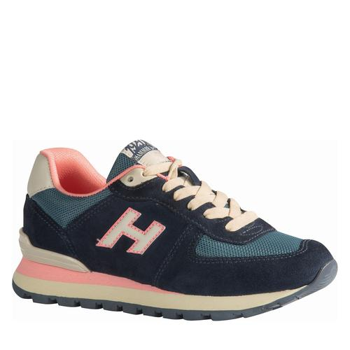Hammer Jack Merdane Kadın Lacivert Spor Ayakkabı (10219250-GLACOR)