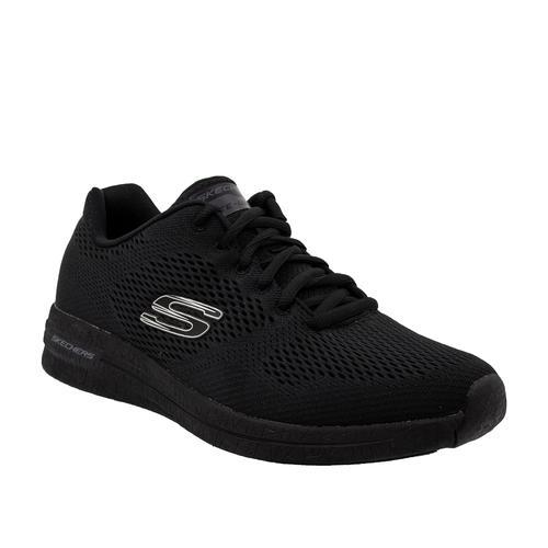 Skechers Burst 2.0 Erkek Siyah Spor Ayakkabı (999739-BBK)