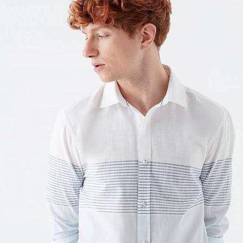 Mavi Erkek Beyaz Gömlek (021832-34021)