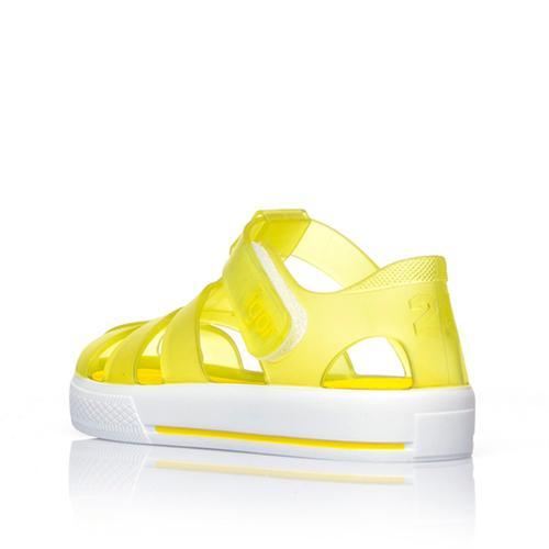 Igor Star Çocuk Sarı Sandalet (S10171-O97)