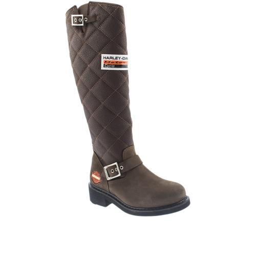 Harley Davidson Laconia Kadın Kahverengi Çizme (025G100074-D0427)