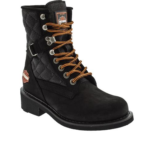 Harley Davidson New Worker Siyah Çizme