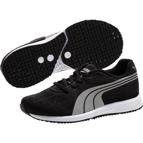 Puma Narita V2 Çocuk Siyah Koşu Ayakkabısı (187254-081)