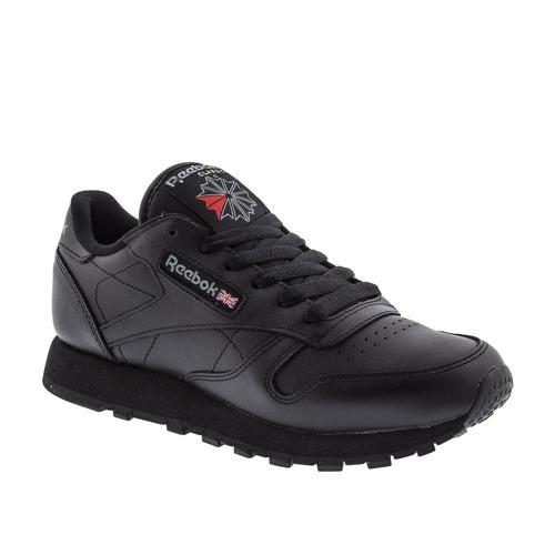 Reebok Classic Leather Siyah Spor Ayakkabı (3912)