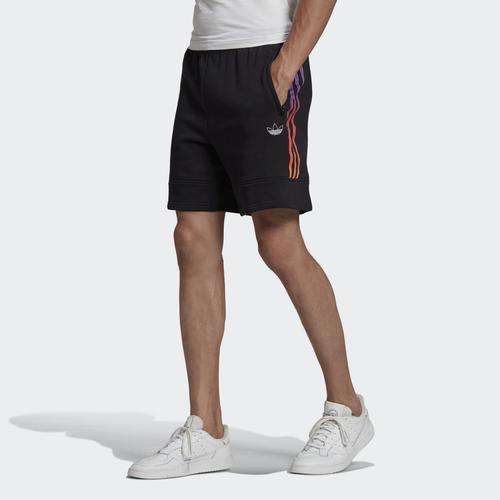 adidas SPRT Foundation Erkek Siyah Şort (GN2435)