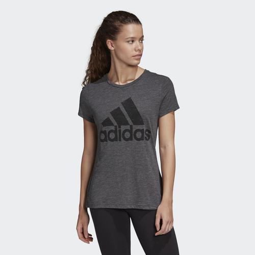 adidas Must Haves Winners Kadın Siyah Tişört (FI4761)