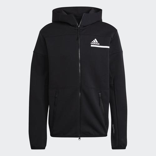 adidas Sportswear Z.N.E. Erkek Siyah Ceket (GQ6263)
