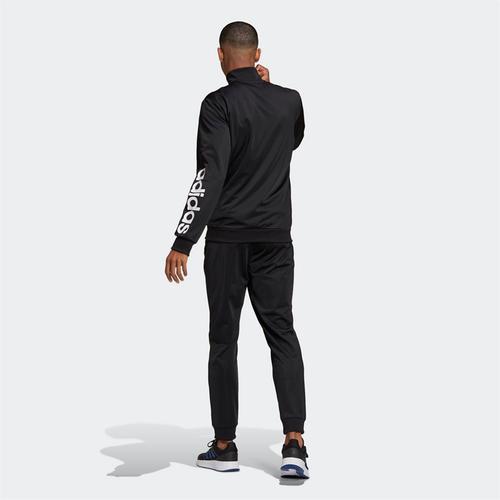 adidas Lin Tr Tt Erkek Siyah Eşofman Takımı (GK9654)